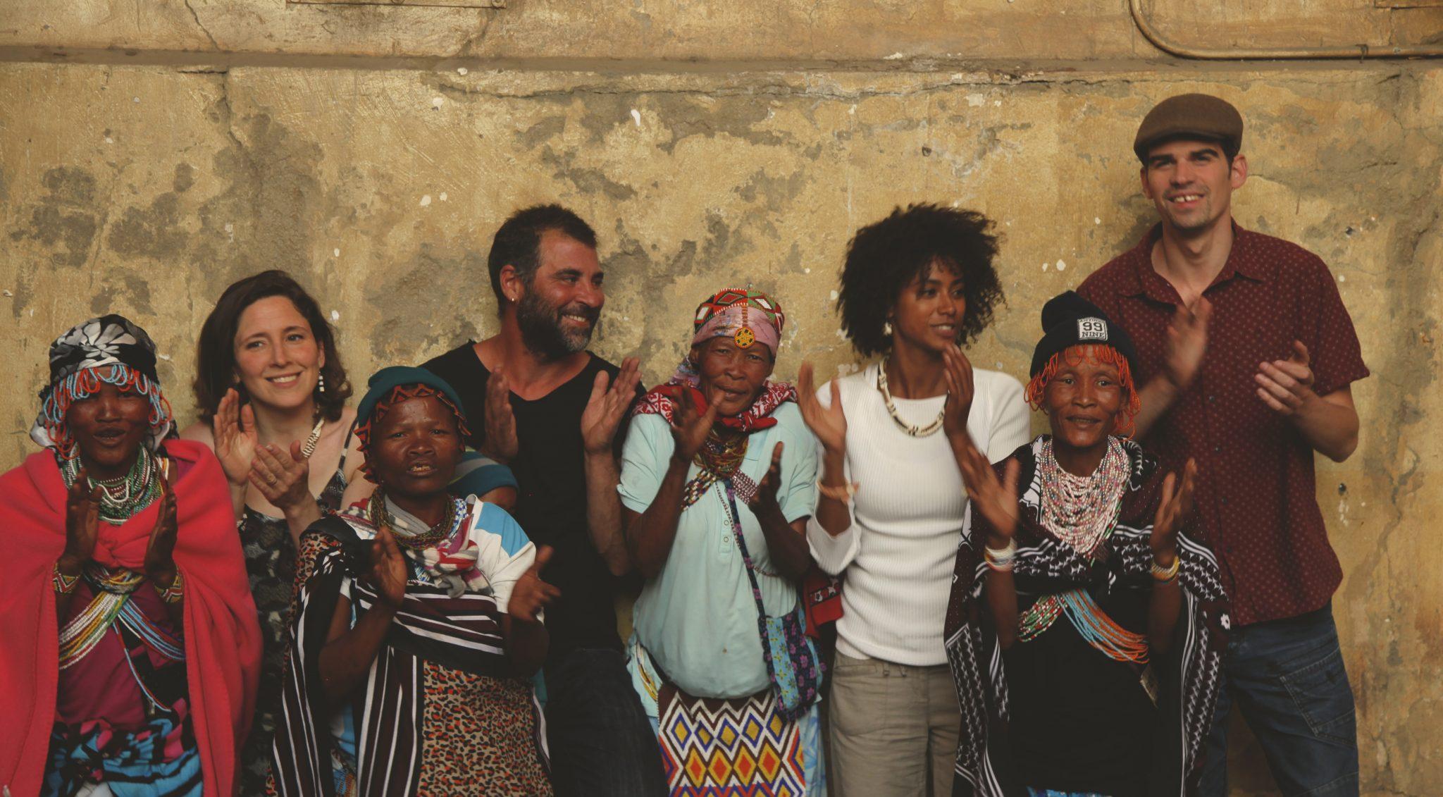 Band photo Namibian Tales - Kalahari Encounters